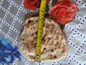 قارئ يشكو من صغر حجم رغيف الخبز بمخبز هانم بقرية شعشاع مركز أشمون منوفية
