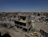 منظمة: 8 ملايين طن من المخلفات المتفجرة تجعل الموصل العراقية قنبلة موقوتة