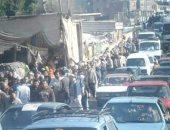 شكوى من الفوضى المرورية فى شارع ترعة الخشاب بدار السلام