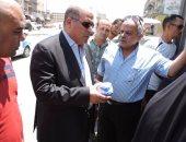 بالصور.. مدير أمن بورسعيد يطالب الضباط بتحقيق أعلى درجات الأداء الأمنى