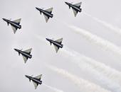 البنتاجون: مقاتلتان أمريكيتان من طراز F22 تعترضان مقاتلتين روسيتين بسوريا