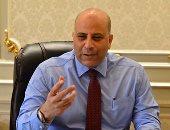 وفد برلمانى من أعضاء اللجنة الاقتصادية يزور هيئة قناة السويس