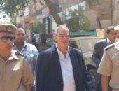 مدير أمن أسيوط يواصل الجولات التفقدية للكمائن والمراكز الشرطية