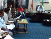 رئيس مدينة السنبلاوين يبدأ حصر المساكن الآيلة للسقوط