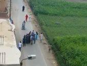 إصابة طالب بالصدر إثر مشاجرة مع آخرين أمام مدرسة بشبرا الخيمة