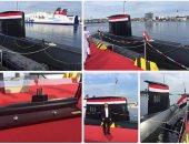 مصر تتسلم الغواصة الثانية طراز 209 من ألمانيا