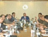 لجنة الأراضى تناقش أساليب التقنين للجادين مع 8 محافظين