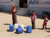 """شكوى من انقطاع مياه الشرب بشارع سلطان حمزة في الجيزة.. """"سيبها علينا"""""""