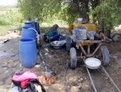 شكوى من انقطاع مياه الشرب فى قرية تروجى بالبحيرة منذ 10 أيام