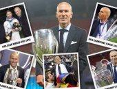 المدربون الأكثر تتويجا مع ريال مدريد.. مونوز يتصدر .. وزيدان الثالث