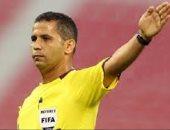 تغيير الحكم الرابع فى مباراة المصرى والطلائع