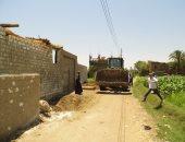 تقرير حكومى: 77.7 ألف فدان تعديات على الأراضى الزراعية منذ ثورة 25 يناير