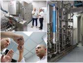 وفد مصرى يلتقى وزير صحة كوبا لتعزيز سبل التعاون فى مجال اللقاحات والمستحضرات