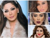 نجمات لبنان يضعن بصمتهن على أحمر الشفاه.. أبرزهن نانسى عجرم ومايا دياب