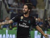 يوفنتوس والإنتر يتصارعان على خطف إيسكو من ريال مدريد