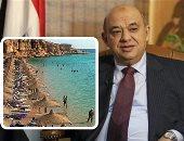 وزير السياحة: تطور العلاقات السياسية بين مصر وفرنسا يدعم الحراك السياحى