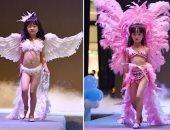 """عرض أزياء للأطفال يحاكى عروض """"فيكتوريا سيكريت"""" يثير الغضب فى الصين"""