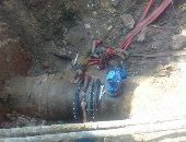 مياه الشرب: جار إعادة ضخ المياه لمناطق فى مصر الجديدة ومدينة نصر