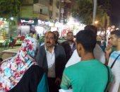 """بالصور.. استمرار حملة محمد الكومى لمواجهة انتشار مخدر """"الفودو"""" بعين شمس"""