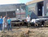 السفارة الأمريكية تنعى ضحايا حادث قطارى الإسكندرية