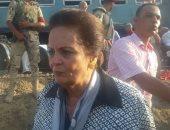 محافظة البحيرة تدفع بـ 22 سيارة إسعاف لنقل ضحايا قطارى الإسكندرية