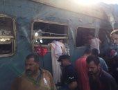 جامعة الإسكندرية: استقبلنا 81 مصابا و5 وفيات فى حادث القطارين