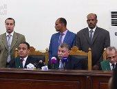 """تأجيل محاكمة بديع و 738 متهما بـ""""فض اعتصام رابعة"""" لـ 7 أكتوبر"""