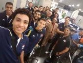 شباب الطائرة تحت 19 سنة فى مواجهة كوبا ببطولة العالم فى البحرين