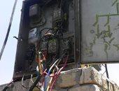 الحماية المدنية تسيطر على حريق محول كهرباء بشركة منسوجات فى شبرا الخيمة