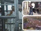تجديد حبس 12 من جماعة الإخوان الإرهابية بكفر الشيخ