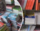 """بالفيديو.. تعرف على أسعار الكتب الخارجية للموسم الدراسى الجديد من """"الفجالة"""""""