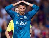 رونالدو ينضم لقائمة ريال مدريد فى كأس البرنابيو