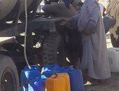 استمرار أزمة انقطاع مياه الشرب بشارع الطوابق فيصل.. ومواطنون يشتكون