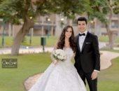 أول تعليق للفنان محمد أنور بعد زواجه: أحلى ليله فى عمرى
