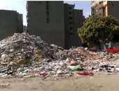 القمامة تحاصر منطقة الشوربجى ببولاق الدكرور.. وقارئ يتساءل: أين المسئولين؟