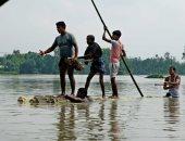اليونيسيف: 16 مليون طفل تضرروا جراء فيضانات جنوب آسيا