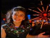 """فيديو.. شاهد حنان ترك فى سن الطفولة مع غادة رجب بأغنية """"العيد"""""""
