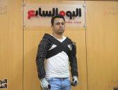 """بالصور.. مهندس مصرى يبتكر مشروع """"فلاى إكس راى"""" لمكافحة الإرهاب من الجو"""