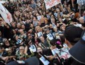 بالصور.. مسيرات فى شوارع وارسو ببولندا لإحياء اليوم الوطنى للجيش