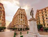 محافظ القاهرة: افتتاح تطوير عقارات منطقتى البورصة والشريفين نهاية أبريل
