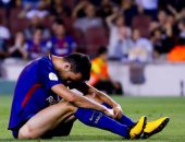 برشلونة يفقد بوسكتس 3 أسابيع بسبب كسر فى الإصبع