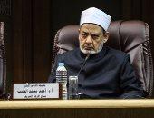 مفتى الجمهورية اللبنانية يثمن دور شيخ الأزهر فى تعزيز نشر الثقافة الإسلامية