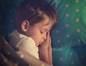 الأطفال الذين يواجهون صعوبة مع النوم فى عامهم الأول أكثر عرضة لقلق الطفولة