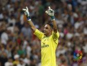 """رونالدو يحدد 4 حراس بدلاء لـ""""نافاس"""" فى ريال مدريد"""