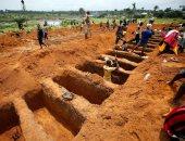 العثور على أكثر من 6000 جثة بمقابر جماعية فى بوروندى