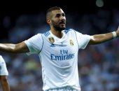 الكلاسيكو.. هدف واحد يفصل بنزيما عن معادلة أسطورة ريال مدريد