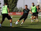 بالصور.. ريال مدريد يبدأ الاستعداد لليجا بعد التتويج بالسوبر الإسبانى