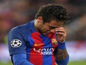 نيمار ينعى ضحايا حادث برشلونة