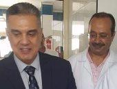 """""""صحة الاسكندرية """": 5.8 مليون جنيه لتطوير مستشفى التكامل  ببنجر السكر"""
