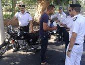 مساعد الوزير للمرور يتفقد الطرق السريعة ويوجه بتفعيل خدمات الإغاثة